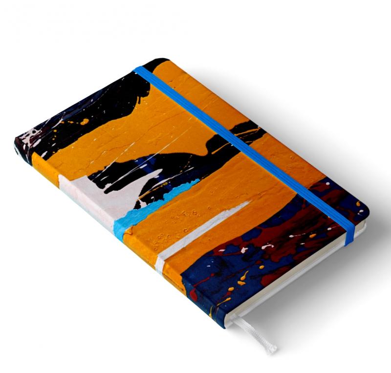 Тетрадь-блокнот для записей в стиле ОнтоАрт