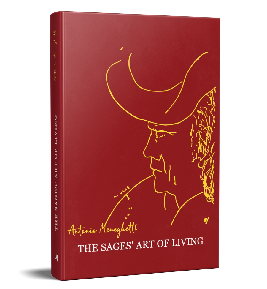 Meneghetti A The sages' art of living book